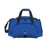 Challenger Team Royal Sport Bag-Mascot Head
