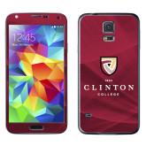 Galaxy S5 Skin-Clinton Stacked Logo