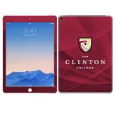 iPad Air 2 Skin-Clinton Stacked Logo
