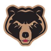 Medium Decal-Clinton Bear Logo, 8 inches wide