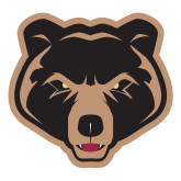 Large Decal-Clinton Bear Logo, 12 inches wide