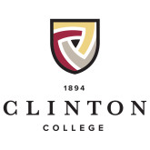 Extra Large Decal-Clinton Stacked Logo, 18 inches wide