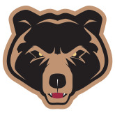 Extra Large Decal-Clinton Bear Logo, 18 inches wide