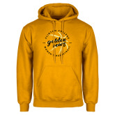 Gold Fleece Hoodie-Womens Basketball