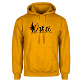 Gold Fleece Hoodie-Dance