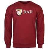 Cardinal Fleece Crew-Dad