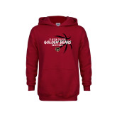 Youth Cardinal Fleece Hoodie-Mens Basketball
