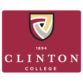 Extra Large Magnet-Clinton Stacked Logo, 18 inches wide