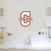 1.5 ft x 2 ft Fan WallSkinz-Official Logo - C Charleston