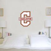 1.5 ft x 2 ft Fan WallSkinz-Official Logo - C Charleston