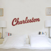 1 ft x 3 ft Fan WallSkinz-Charleston Script