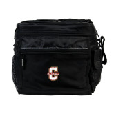All Sport Black Cooler-Official Logo - C Charleston