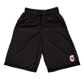 Russell Performance Black 10 Inch Short w/Pockets-Official Logo - C Charleston