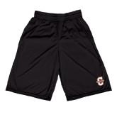Russell Performance Black 9 Inch Short w/Pockets-Official Logo - C Charleston