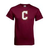Maroon T Shirt-C