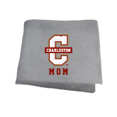 Grey Sweatshirt Blanket-Mom