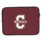 15 inch Neoprene Laptop Sleeve-Official Logo - C Charleston