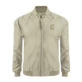 Khaki Players Jacket-Official Logo - C Charleston Tone