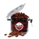 Almond Bliss Round Canister-Official Logo - C Charleston