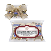 Snickers Satisfaction Pillow Box-Official Logo - C Charleston