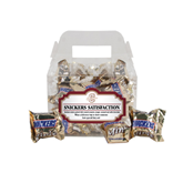 Snickers Satisfaction Gable Box-Official Logo - C Charleston