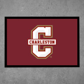 Full Color Indoor Floor Mat-Official Logo - C Charleston