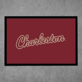 Full Color Indoor Floor Mat-Charleston Script