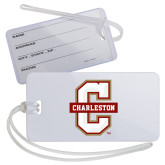 Luggage Tag-Official Logo - C Charleston