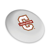 Ultimate White Sport Disc-Official Logo - C Charleston