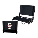 Stadium Chair Black-Dad