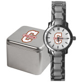 Mens Stainless Steel Fashion Watch-Official Logo - C Charleston