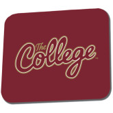 Full Color Mousepad-The College Script