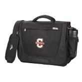 High Sierra Black Upload Business Compu Case-Official Logo - C Charleston