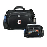 Hive Checkpoint Friendly Black Compu Case-Official Logo - C Charleston
