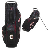 Callaway Hyper Lite 5 Camo Stand Bag-Official Logo - C Charleston