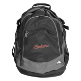 High Sierra Black Titan Day Pack-Charleston Script