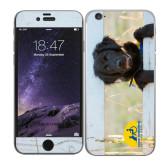 iPhone 6 Skin-Dog on Fence