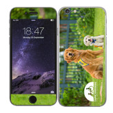 iPhone 6 Skin-Big Dog with Puppy