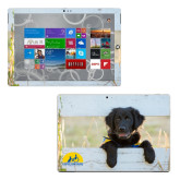 Surface Pro 3 Skin-Dog on Fence
