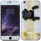 iPhone 6 Plus Skin-Dog on Fence