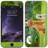 iPhone 6 Plus Skin-Big Dog with Puppy