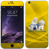 iPhone 6 Plus Skin-Help is a Four Legged Word
