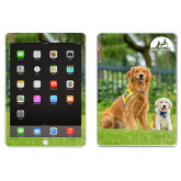 iPad Air 2 Skin-Big Dog with Puppy