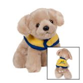 Yellow Plush Pup w/ Cape-