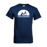 Navy T Shirt-