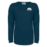 Navy Game Day Jersey Tee-
