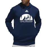 Adidas Navy Team Issue Hoodie-