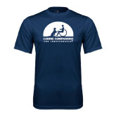 Performance Navy Tee-