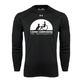 Under Armour Black Long Sleeve Tech Tee-