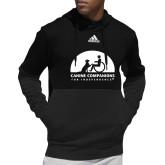 Adidas Black Team Issue Hoodie-